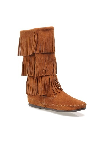 Mınnetonka Çizme Renkli